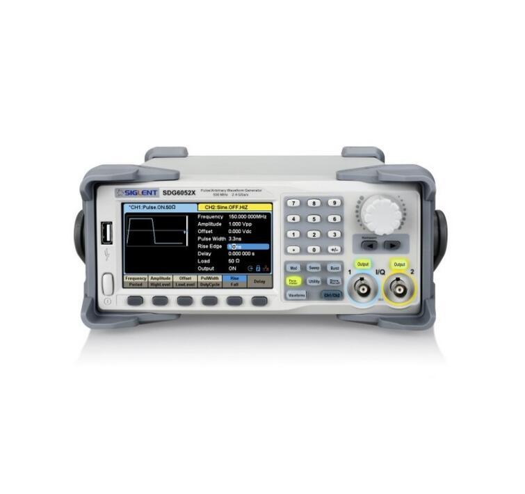【送料無料】SIGLENTシグレントSDG6000Xシリーズ 関数/任意波形発生器 SDG6052X
