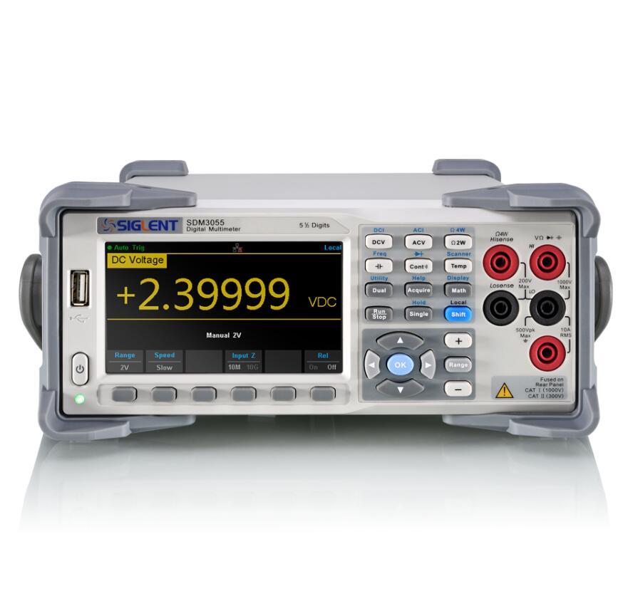 【送料無料】SIGLENTシグレント デジタルマルチメータ SDM3055-SC