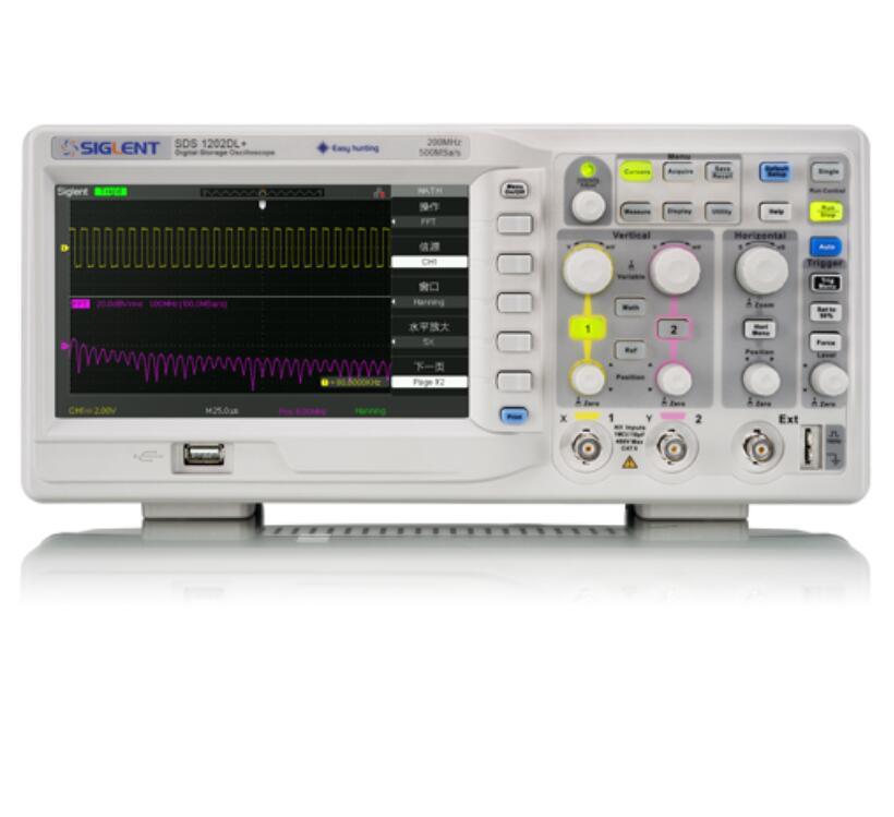 【送料無料】SIGLENTシグレント SDS1000DL +シリーズデジタルストレージオシロスコープ SDS1052DL+