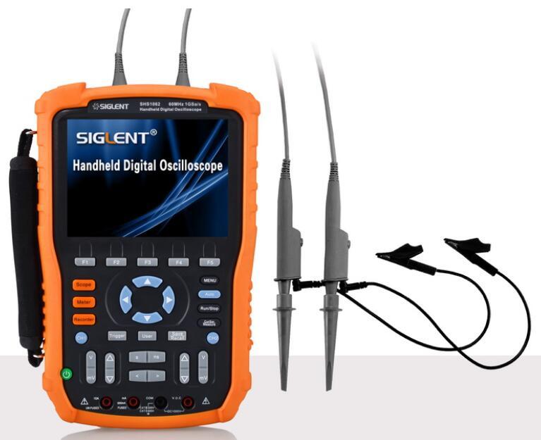 【送料無料】SIGLENTシグレントSHS1000シリーズ 絶縁型ハンドヘルドデジタルオシロスコープ SHS1062
