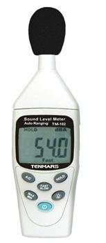 全国送料無料TENMARS社[TM-102]オートサウンドレベルメータ・騒音計TM-102