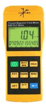 全国送料無料TENMARS社[TM-192]三軸低周波電磁波・マイクロテスター TM-192