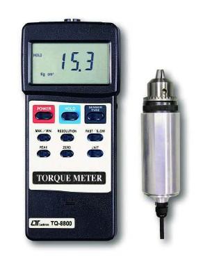 全国送料無料LUTRON社[TQ-8800]モーター用クランプ式トルクメーター TQ-8800