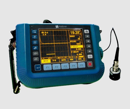 全国送料無料TIME社■【正規代理店】[TUD310]デジタル超音波探傷器 測定器TUD310