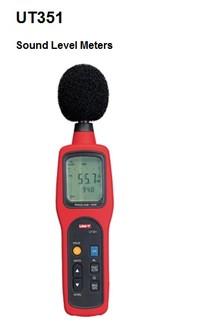 全国送料無料です メーカー品質保証対応 引出物 全国送料無料 UNI-T社 公式ストア UT351 正規代理店 騒音計 ■