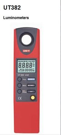 全国送料無料 UNI-T社 ■【正規代理店】[UT382]デジタル照度計 UT382
