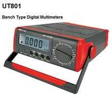 全国送料無料 UNI-T社 ■【正規代理店】[UT801]デジタル・ベンチタイプ・マルチメーター UT801