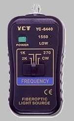 全国送料無料レーザー光源計 「YC-6440」