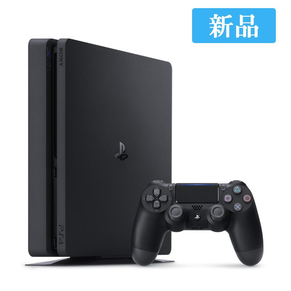 SONY PlayStation 4 プレイステーション4 CUH-2200AB01 [500GB ジェット・ブラック] 本体
