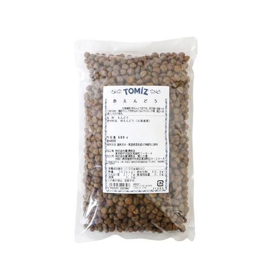 和菓子やお料理などに活躍 TOMIZ cuoca 富澤商店 クオカ パン作り 北海道産 500g 国内在庫 お菓子作り 激安格安割引情報満載 赤えんどう