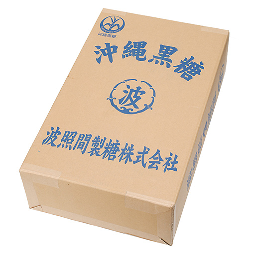 TOMIZ cuoca(富澤商店・クオカ)波照間島産黒糖(ブロック) / 30kg
