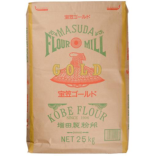 TOMIZ cuoca(富澤商店・クオカ)宝笠ゴールド(増田製粉) / 25kg