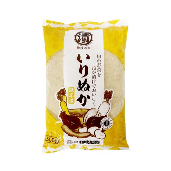 玄米より精製する米ぬかを焙煎したいりぬかTOMIZ・cuoca 富澤商店 クオカ パン作り お菓子作り いりぬか / 500g(TOMIZ cuoca 富澤商店 クオカ)