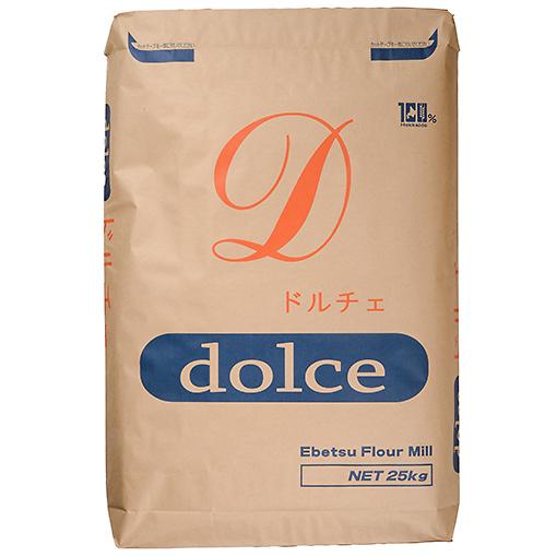 TOMIZ cuoca(富澤商店・クオカ)ドルチェ(江別製粉) / 25kg お菓子用粉(薄力粉) 薄力小麦粉