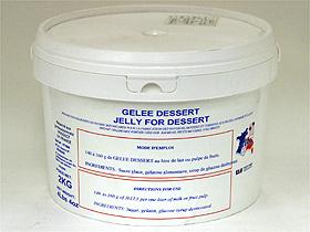 TOMIZ cuoca(富澤商店・クオカ)DGF ジュレデセール / 2kg 凝固剤 ゼラチン