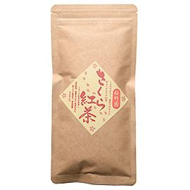 しぶみが少なく 素朴でやさしい甘みとかおりの紅茶TOMIZ 日本メーカー新品 cuoca 富澤商店 クオカ パン作り お菓子作り TOMIZ 健康茶 珈琲 日本茶 60g キャンペーンもお見逃しなく さくら紅茶 桜野園 リーフタイプ お茶
