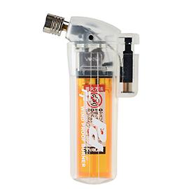 使い捨てライターが安全な着火装置にTOMIZ cuoca 富澤商店 クオカ パン作り 毎週更新 お菓子作り 即出荷 1個 仕上げ ガスバーナー ポケトーチ TOMIZ