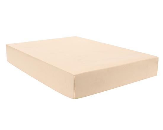 TOMIZ cuoca(富澤商店・クオカ)Tタイム(2)マーブル 20ヶ ダック2兼用トレー付 / 50枚 お菓子箱 ギフトボックス