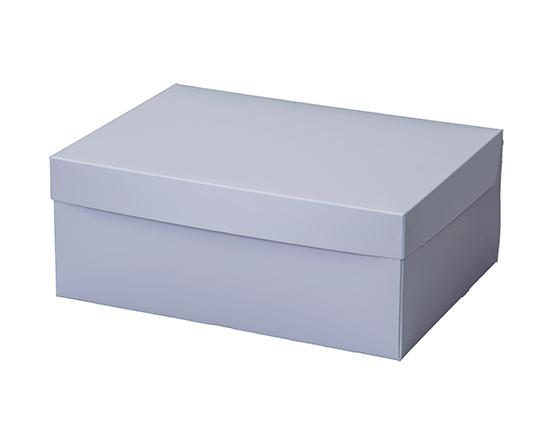 TOMIZ cuoca(富澤商店・クオカ)PC-color ホワイト 5号 / 50枚 お菓子箱 サービス箱