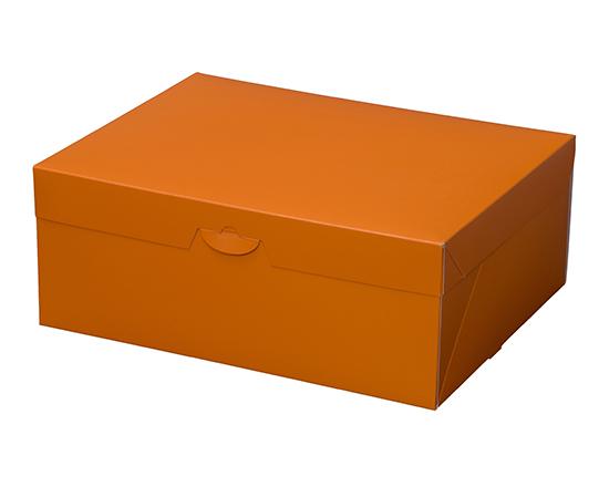 TOMIZ cuoca(富澤商店・クオカ)ORオールマイティBOX 5号 / 50枚 お菓子箱 サービス箱