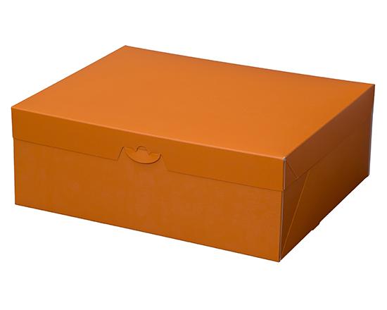 TOMIZ cuoca(富澤商店・クオカ)ORオールマイティBOX 6号 / 50枚 お菓子箱 サービス箱