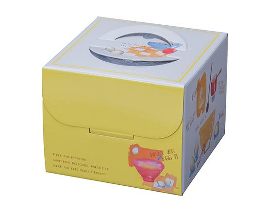 TOMIZ cuoca(富澤商店・クオカ)キッチン HP150 5号 / 50枚 お菓子箱 手提デコ箱