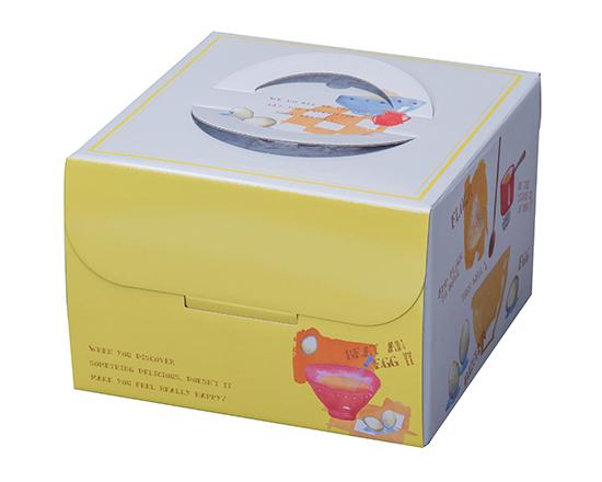 TOMIZ cuoca(富澤商店・クオカ)キッチン HP150 6号 / 50枚 お菓子箱 手提デコ箱