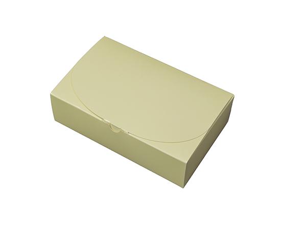 TOMIZ cuoca(富澤商店・クオカ)クリームBOX 10 / 100枚 お菓子箱 ギフトボックス