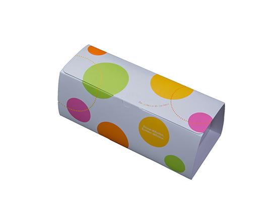 TOMIZ cuoca(富澤商店・クオカ)エスプリHP90 ロリポップ / 50枚 お菓子箱 ロールケーキ箱