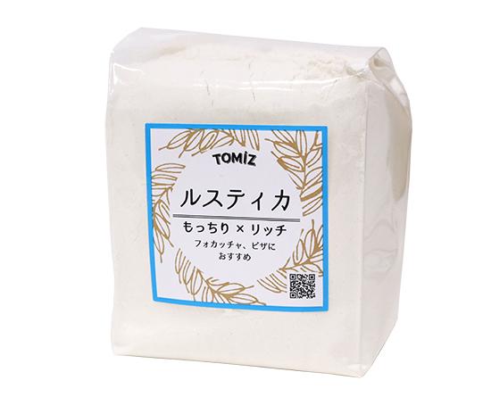 一部予約 外はカリッと 中は程よいモチモチ感TOMIZ cuoca 富澤商店 クオカ パン作り 送料込 ルスティカ お菓子作り TOMIZ 日清製粉 250g