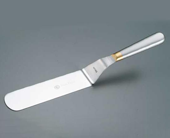 TOMIZ cuoca(富澤商店・クオカ)ハイベント パレット 18cm / 1本 仕上げ パレットナイフ・シフォンケーキナイフ