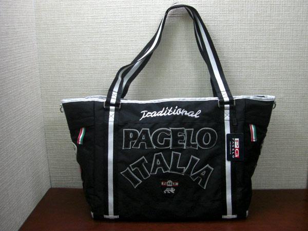 送料無料 たっぷり収納 ナイロン素材 紳士物 お中元 新作アイテム毎日更新 パジェロ ショルダー F=59cm×34cm×12cm トート2WAY ナイロン 黒 スポーツバッグ