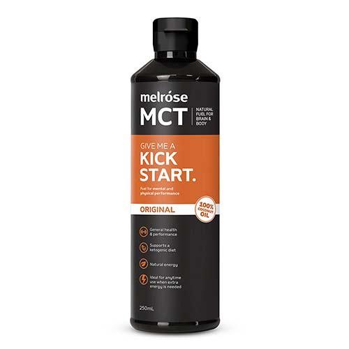 毎日の健康サポートに メルローズ MCTオイル オリジナル   250ml