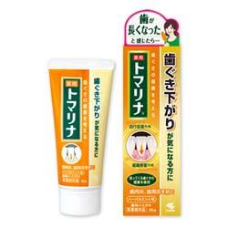 歯ぐき下がりが気になる方に トマリナ ファクトリーアウトレット 超美品再入荷品質至上 90g 医薬部外品