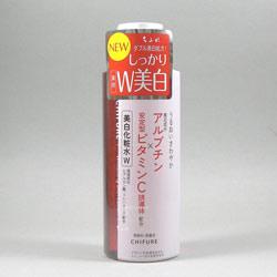 豊富な品 シミ ソバカスの気になる方へ 買い物 ちふれ W 180ml 美白化粧水
