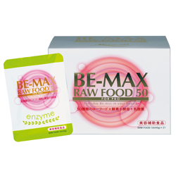 BE-MAX RAWFOOD50 (21食分)