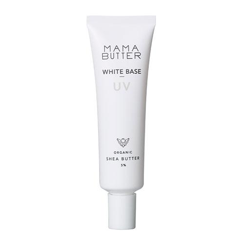 ワントーンUP 毛穴レスなセミマット肌に整える ママバター 日本未発売 ホワイトベースUV PA+++ SPF50 30g 2020