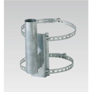 384-94 カーブミラー取付用金具 (電柱取付金具)