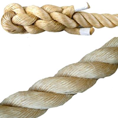 【本物新品保証】 NA30050 綱引きロープ(麻) 綱引ロープ 運動会 36mm×50m 両端加工 (逆サツマ加工):トモエモン-その他