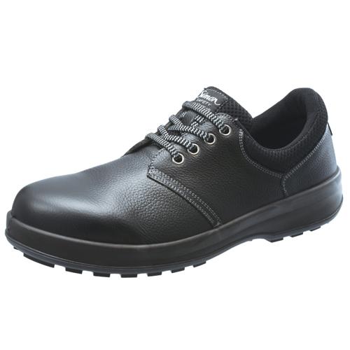WS11黒 安全靴・作業靴 シモン(Simon) SX3層底F 23.5cm~28.0cm