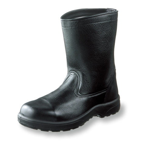 EZAZ311 エンゼル(ANGEL) 安全靴・作業靴 ウレタン2層半長靴 (樹脂先芯) AZ311 23.5cm~28.0cm