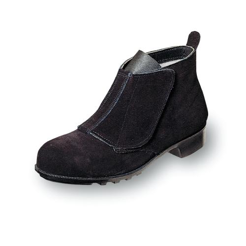 EZB212M エンゼル(ANGEL) 安全靴・作業靴 溶接用安全靴 中編マジック B212マジック 23.5cm~28.0cm