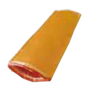 TA1010132 インカスリング用 インカコーナーパット ポリエステル製(縫製筒型) 150mm×400mm 2本1組