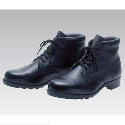 378-02 安全靴 (編上靴) JIS T 8101 S種合格(V式) 23.0cm~28.0cm