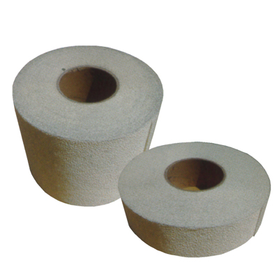 カットライン 仮ラインテープ 白 50mm幅×45m巻 10巻セット ARA-163