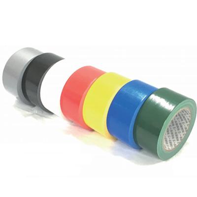 SA160330 カラー布ガム カラー7種 30巻×1箱 50mm×25m (No39-1)