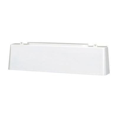 392-60 白無地 ずい道用照明看板 両面表示 803×153×215mm(キャブタイヤケーブル2m) 10WLED照明 内照式 ユニット UNIT
