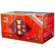 百年茶 赤箱 30包 正規認証品 新規格 通販 激安◆