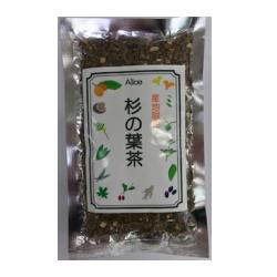 雪松葉茶 (雪松葉日本雪松花粉中! )