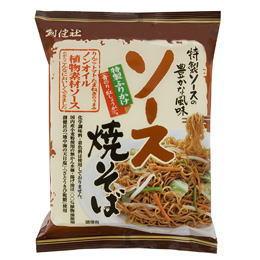 創健社 ソース焼きそば 新着セール 111.5g×10食 格安